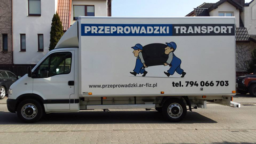 firma przeprowadzkowa